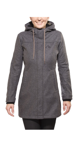 Tatonka Hanford Coat Women castle grey